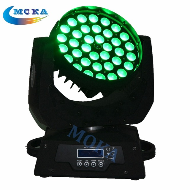 Stage Equipment 36x10w Zoom Wash Led rgbw Moving Head Light 4in 1 Led Wash Lighting  sc 1 st  AliExpress.com & Stage Equipment 36x10w Zoom Wash Led rgbw Moving Head Light 4in 1 ...