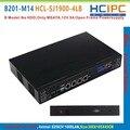 HCiPC B201-M14 HCL-SJ1900-4LB, Baytrial J1900 82583 V Mini Barebone Firewall 4LAN, 4LAN Router Mini, Mini PC, 4LAN Motherboard