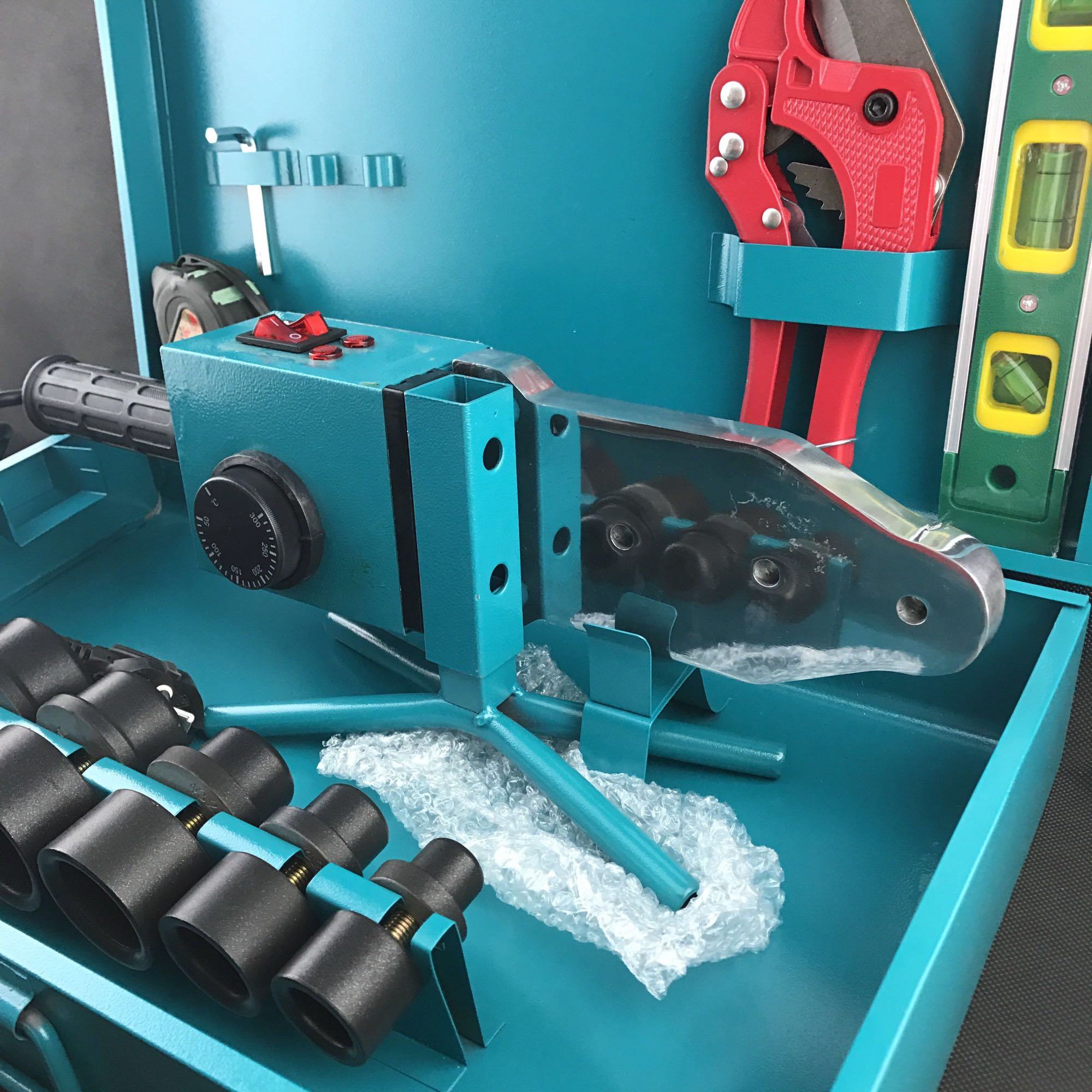 Grade A New PPR Welding Machine, Plastic Pipe Welding Machine Water Tube Welder AC 220V 1500W 20-63mm To Use