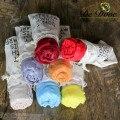 Де Голубь Весной и летом женский литературный народном стиле хлопок шарф шаль кондиционер двойного назначения солнцезащитный крем Пляж Цветок Вышивка