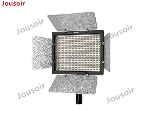 YONGNUO <font><b>YN600L</b></font> YN600 LED Video Light Panel with Adjustable Color Temperature 3200K-5500K photographic studio lighting CD50 image