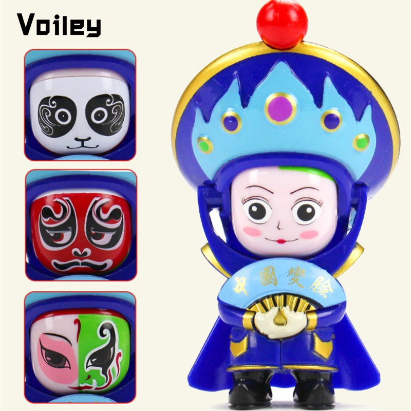 Chinese Opera Fan Face Changing Dolls Baby Shower Kids Birthday Party Gifts for The Guests Toy Chinese Shopping Online Store,B