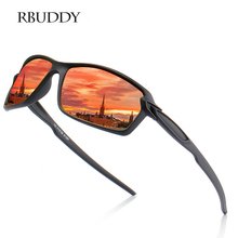 RBUDDY Unisex Optical Brand Design Polarized Sunglasses Men Fashion Sport Eyewear Sun Glasses Travel Fishing Oculos Gafas De Sol