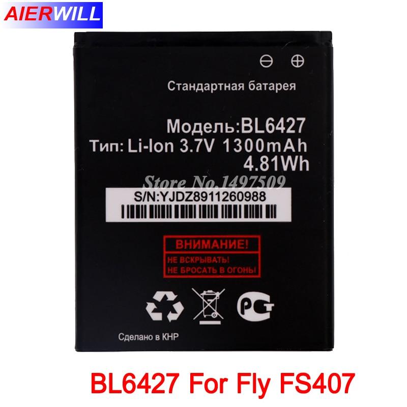 BL6427 Batterie Pour Fly FS407 STRATUS 6 Accumulateur 1300 mAh Haute Qualité