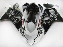 Verkleidungen für SUZUKI 2004 2005 GSXR 600 R750 sport verkleidung kit 04 05 GSXR750 GSXR 600 K4 K5 schwarz corona ZT36s