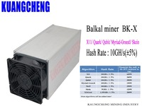 In Stock Baikal Giant X10 Miner 10Gh SX11 Quark Myriad Groestl Qubit Skein Support 7 Algorithums
