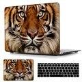 Животных Орел Печати Кристалл Прозрачный Чехол Для Macbook Pro 15-inch A1707 Laptop Sleeve Для Pro 13 A1706 touchbar A1708 Жесткий крышка