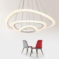 Светодиодный светильник люстра в скандинавском стиле подвесной светильник для гостиной люстры подвесные потолочные светильники
