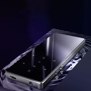 Image 3 - Metal mp3 player 2.4 inch screen fm radio e book video lossless HIFI music mini portable sport audio player