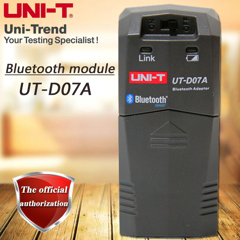 UNI-T UT-D07A Bluetooth Module UT71 Series, UT171 Series, UT181A Digital Multimeter Bluetooth Adapter UT-D07A uni t ut d07a bluetooth adapter module for uni t ut181a ut171a and ut71e