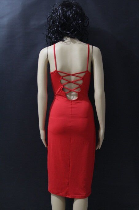 2017 hot selling fashion cross racerback bandage dress sexy dress spaghetti strap dress bodycon dress evening