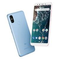 "phone screen Turkey 3~7 Work Days Global Version Xiaomi Mi A2 4GB Ram 32GB Rom 5.99"" Full Screen Snapdragon 660 Dual Camera Android One Phone (5)"