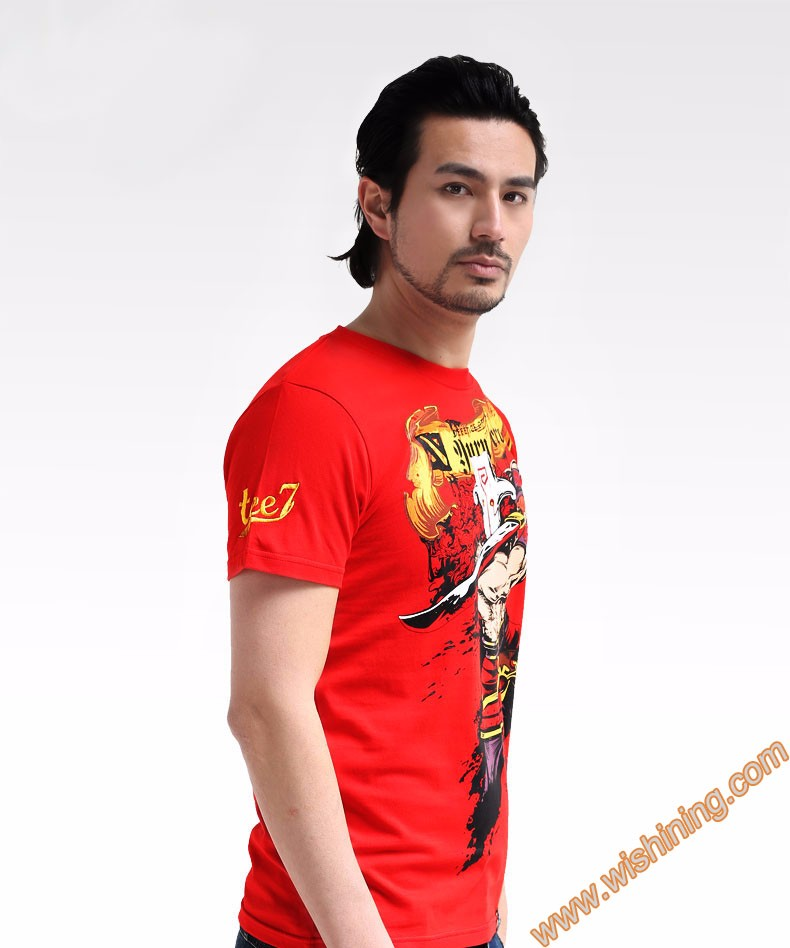 DOTA 2 Juggernaut t-shirt Tee8301 (3)