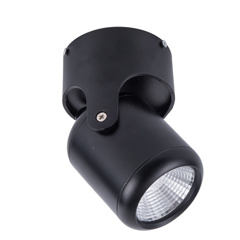 Newest 7W Super Bright Spot light 180 Degree Rotation Ceiling Lamp LED Spot Down Light AC85-265V Led Downlights Surface Mounted