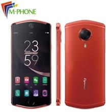 Original Meitu T8 Mobile Phone 5.2 inch 4GB 128GB MT6797 Octa Core 2.3GHz Android M 12MP+21MP Camera 3580mAh 4G LTE Smartphone