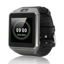 GV08 Bluetooth Smart Uhr Handgelenk Kamera Gesundheit Unterstützung Sim-karte Smartwatch Für Samsung Für HTC Für LG Android Phone