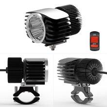 SAARMAT One 18 Вт 15 Вт 10 Вт 6 Вт светодиодный автомобильный внешний мотоциклетный фонарь белый DRL налобный фонарь фара противотуманная лампа аксессуары для электрического автомобиля