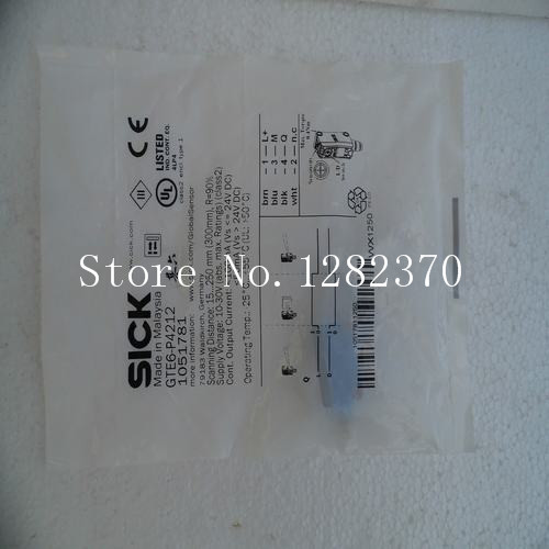 [SA] new original authentic spot SICK sensors GTE6-P4212 --2PCS/LOT [sa] new original authentic spot sick sensors im18 08bns zc1 2pcs lot