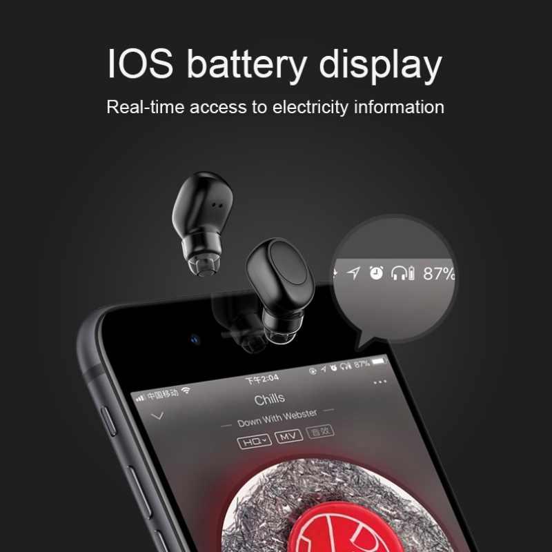 Эдал Bluetooth наушники вкладыши Мини беспроводной гарнитуры магнитное зарядное устройство USB База динамик с микрофоном для IPhone X Xiaomi
