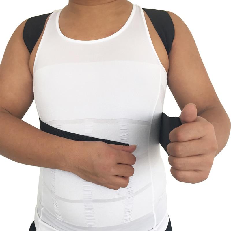 adjustable magnetic posture back support corrector unisex body shoulder support brace posture corrector straightener
