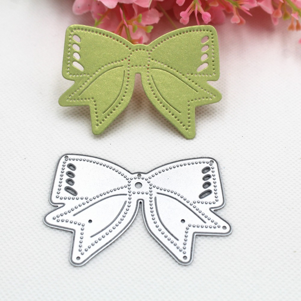 A Beautiful Butterfly Metal Cutting Dies For DIY Scrapbooking Photo Album Embossing Paper Cards Decorative Crafts