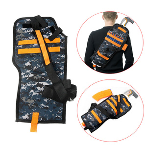 Image 4 - Tactical Equipment Gun shuttle Bullet Magazine for Nerf Refill Bullets Toy Gun Accessories Bullet Clip Holder Pouch for Kids