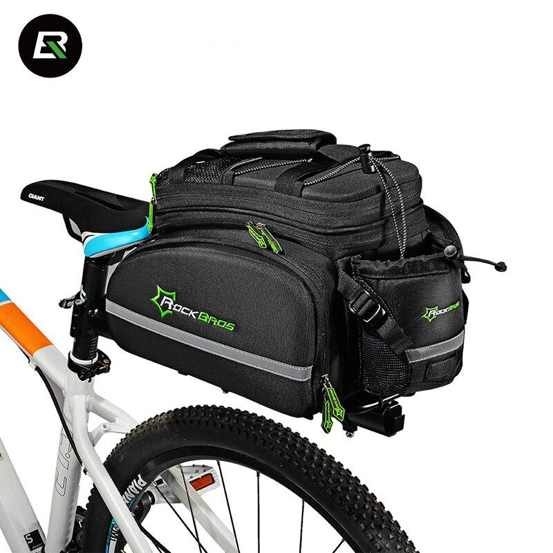 Rockbros MTB Road Bike font b Bag b font Waterproof Multfunctional font b Bicycle b font