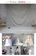 3X5m light gray Tye-Die Muslin photographic background for baby kids ,fondali fotografici,wedding photography studio backgrounds