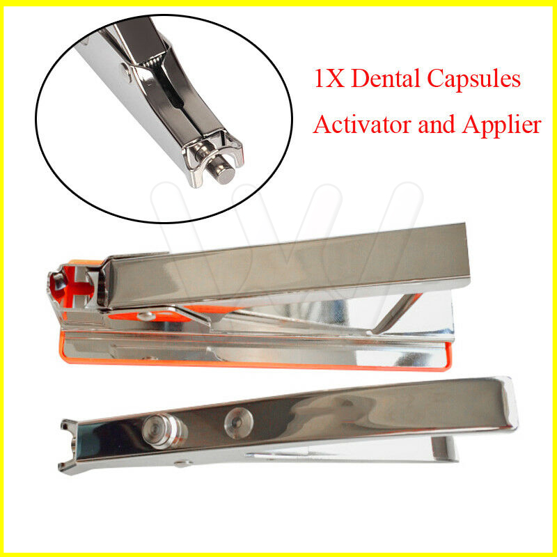 Dentist Dental Capsules Activator And Applier Capsules Activator Applier Gun