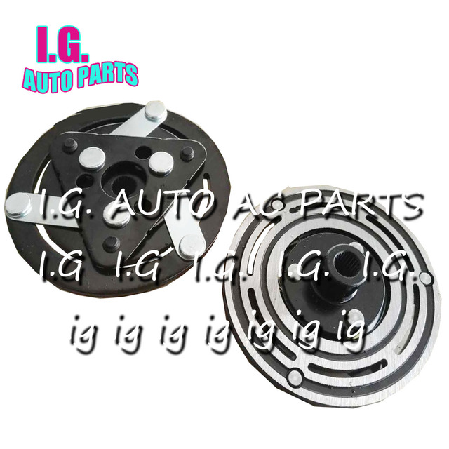 New Car A C Ac Compressor Clutch Hub Magnetic Front Plate For Vw Jetta