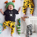 Niños Bebé niños Niñas Animales Patrón Harem Pants Pantalones Leggings 0-3Y