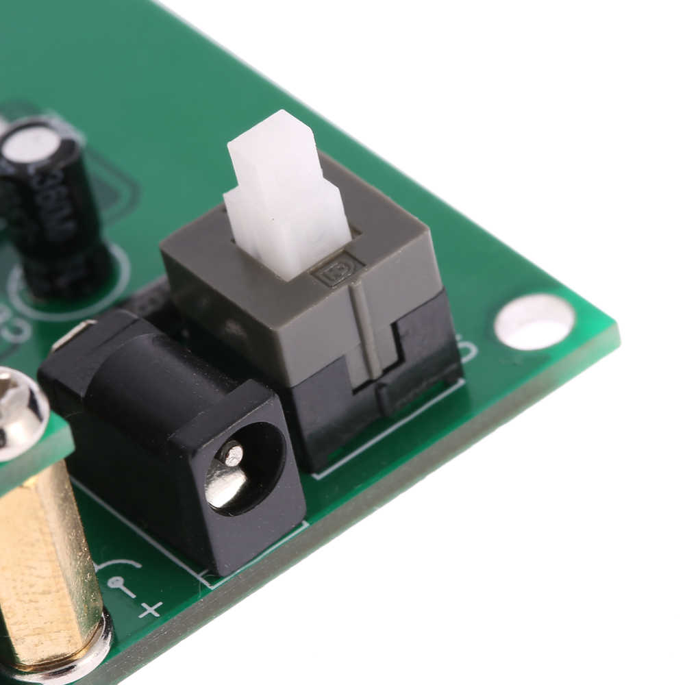 1Hz-50 MHz Hoge Gevoeligheid Frequentie Meter Frequentie teller 7 V-9 V 50mA DIY Kit cymometer meting Tester Module