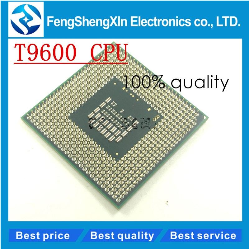 T9600 CPU 2.80GHz 6MB L2 Cache 1066MHz Laptop Processor