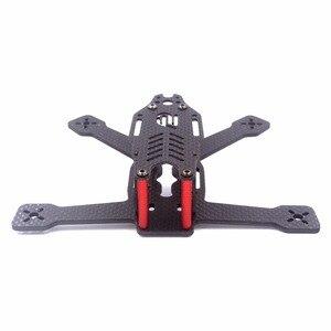Image 4 - Каркас из углеродного волокна для квадрокоптера мини дрона 20*20/160*160 FC FPV Ласточка F2 30,5 30,5 мм