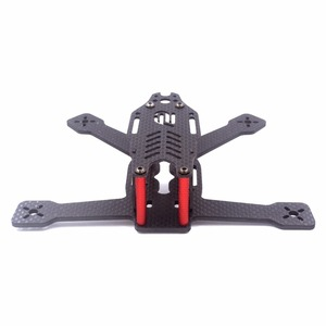 Image 4 - Swallow F2 160 160mm Carbon Fiber Frame for 20*20 /30.5*30.5 FC FPV Quadcopter RC mini Drone