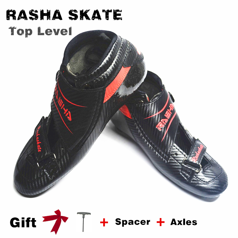 Professional Carbon Fiber Racing Speed Skate Shoes Adults/Child Race Skates Boots Advancedc Top Level Inline Skating shoes Professional Carbon Fiber Racing Speed Skate Shoes Adults/Child Race Skates Boots Advancedc Top Level Inline Skating shoes