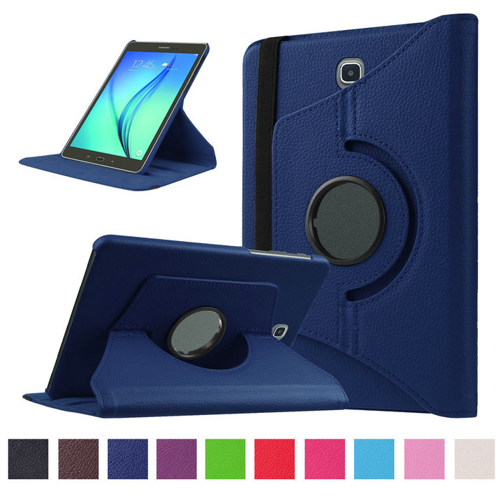 Tab A6 10.1 360 Degree rotating Folio PU Leather Case Cover For Samsung Galaxy Tab A 10.1 T580 T585 10.1 Tablet Case