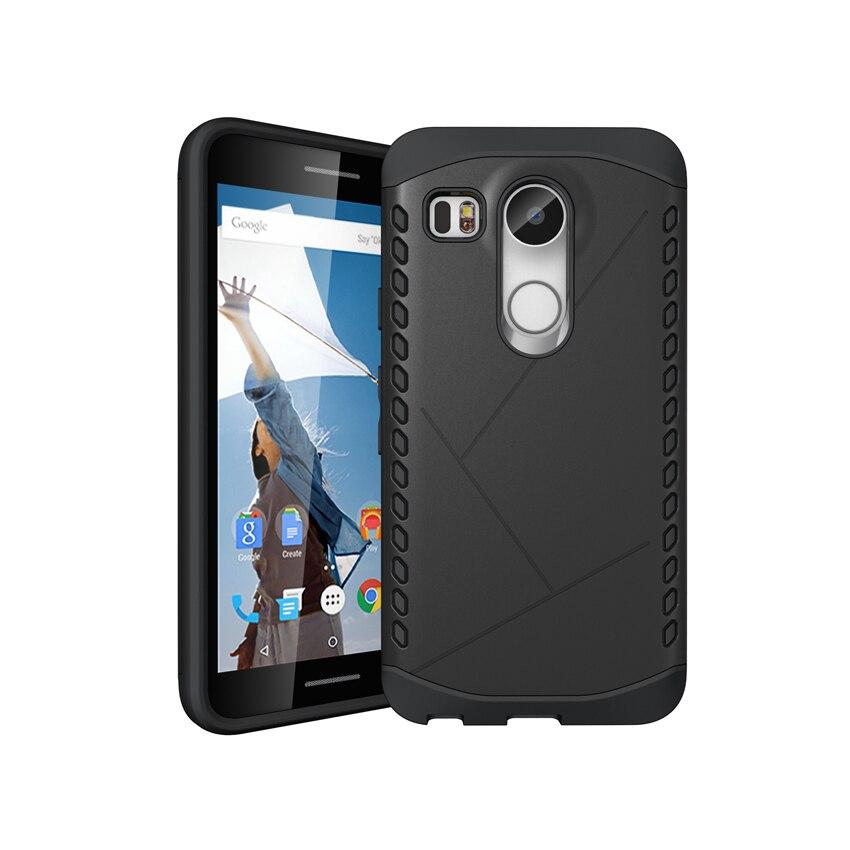 Slim Heavy Duty Cover Armor Case For LG G4 Stylus G5 G 4 5