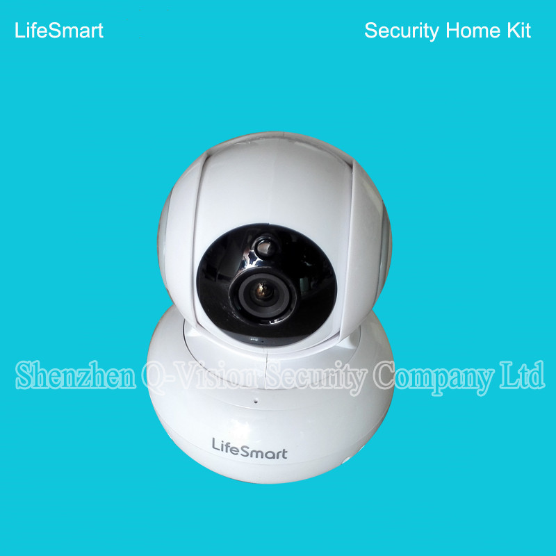 32-LifeSmart Wireless Remote Control Home Security Smart Automation Kit WIFI IP Plug Door Sensor Motion Detector Combination System