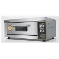 220 В/3KW коммерческие профессиональные Электрический электрическая духовка пицца хлеб Бейкер машина 1 Слои 1 лоток цифровой Контроль темпера