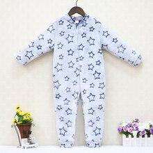 Детский цельный комбинезон для мальчиков 2 5 лет, Одежда для новорожденных на Рождество, холодную осень, одежда для малышей, теплая зимняя детская одежда
