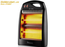 Free shipping electric heater Electric Heaters Electric Heating Tube Warming Fan