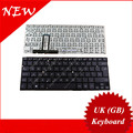 Inglés reino unido (gb) teclado para asus zenbook ux31 ultrabook ux31e ux31a ux32 ux32a ux32vd ux31la loptop teclado reino unido