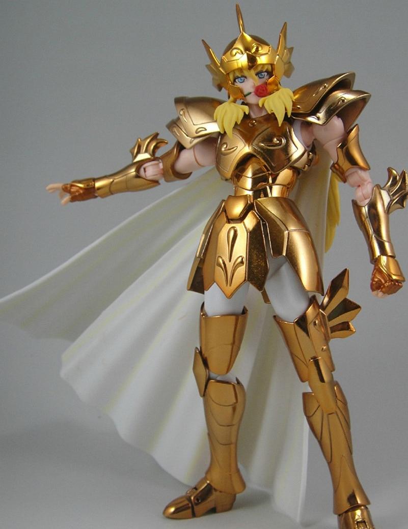 ST S Temple MC Metal Club Saint Seiya Cloth Myth EX Gold OCE Pisces Aphrodite model