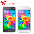 Reformado abierto original samsung galaxy grand prime g530 g530h ouad core dual sim 5.0 pulgadas de pantalla táctil del teléfono celular