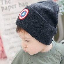 Новая зимняя шапка для детей от 2 до 9 лет, зимняя теплая вязаная шапка в стиле хип-хоп для мальчиков и девочек, лыжная шапка с капюшоном, 2mz44