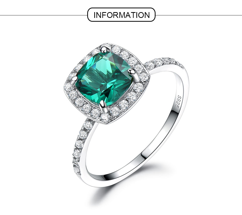 UMCHO-Emerald-925-sterling-silver-rings-for-women-RUJ007E-1-PC_01