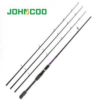 2.1m 2.4m Spinning Rods for Fishing 3 tips ML M MH 7\' Carbon Casting Fishing Rod Fast Action Lure Fishing Rods Goods for fishing - DISCOUNT ITEM  37% OFF Sports & Entertainment