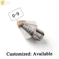 CSJA Jewelry Maker Designer Ring Bangle Jewellery Make Tool Mark 0 1 2 3 4 5