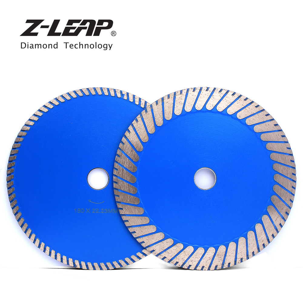 Z-LEAP 1piece 180mm Diamond Dual Saw Blade 7